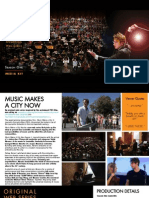 Music Makes a City Now Media Kit