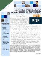 July 2015 Grace Notes