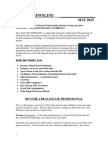 Tax Tips Newsline - May 2015