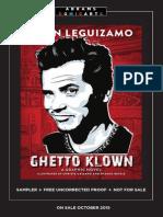Ghetto Klown by John Leguizamo [Sampler]