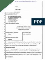 USA v. Brandon Jamelle Jackson Plea Agreement