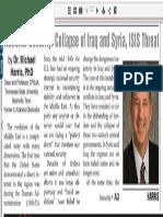 Michael Harris IU Kokomo, National Security, Kokomo Perspective July 1, 2015