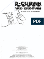 Manny Patiño - Afro-cuban Keyboard Grooves