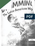 Marrero, Ernesto - Drumming the Latin-American Way