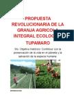 Proyecto de La Granja Agricola Comunas Los Naranjos