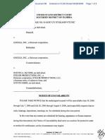 Silvers v. Google, Inc. - Document No. 88