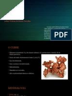 Cobre - pesquisa mineral