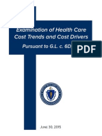 Health Care Cost Trends