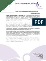11-07-2011 Promueve el DIF Xalapa espacios para actividades productivas. C016