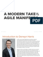 Take on the Agile Manifesto