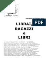 Librai, Ragazzi e Libri 30 Giugno 2015