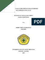 Bobby Aditya Darmawan-teknik Metalurgi-universitas Sultan Ageng Tirtayasa