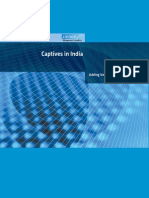 Captives in India Complete Report