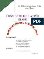 Monografia Del Alcoholismo - GermanZiito0h - Copia