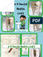 DentalHealthCraftDToothBrushingSequencingCraftivity