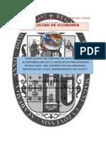 proyecto de inversión publica cusco