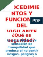 Curso Funciones Del Vigilante V3 2015