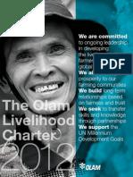 Olam Livelihood Charter 2012