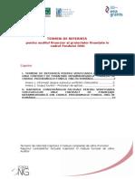 Termeni de Referinta Pentru Auditul Financiar