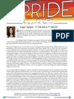 Supervisor Tang July Newsletter