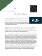 PS21 the Future of Drones Transcript