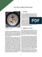 Reformas de La Orden Franciscana