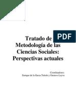De La Garza-Leyva-Tratado de Metodologa de Las Ciencias Sociales