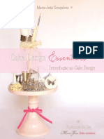 eBook CakeDesignEssentials IntroducaoaoCakeDesign