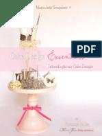 eBook CakeDesignEssentials IntroducaoaoCakeDesign