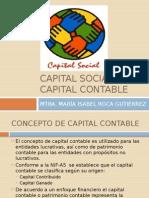 Capital Social y Capital Contable (1)