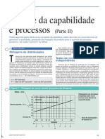 Analise Cp Cpk - Capabilidade 2