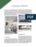 Eddea Arquitectura y Urbanismo