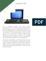 La Historia Del Increíble Amstrad CPC 464 - Culturainformatica