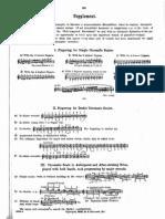 Bach Clavier Bien Tempéré I Supplément Travail