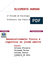Desenvolvimento Físico e Cognitivo No Início Da Vida
