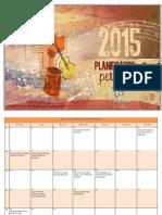 Planificador 2015 Católico para imprimir pdf