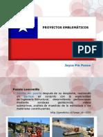 Proyectos Emblemáticos Del Ecuador