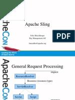 ApacheConUS07 FFT Sling