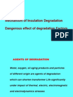 Insulation Deterioration