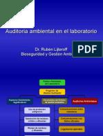 Auditoría Ambiental Del Laboratorio