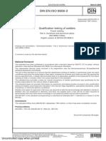 ISO 9606-2_Qualification Testing of Welders_Fusion Welding_Aluminium and Alumonium Alloys