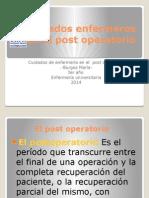 objetivosycuidadosdeenfermeriaenelpostoperatorio-140916143851-phpapp01