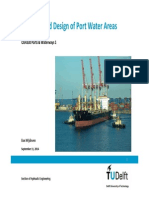 20141009 Planning and D Planning and Design of Port Water Areas