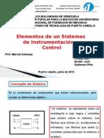 Automatizacion Sistema de Control
