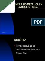 MINERÍA NO METALICA EN LA REGION PIURA.ppt