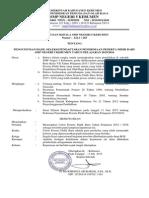 Sk Pengumuman Pendaftaran Ppdb Smpn 5 Kebumen