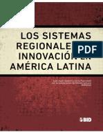 Sistemas Regionales Innovación