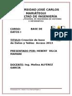 BD E-R Hebert Vilca Mamani