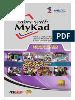 Myka d Booklet