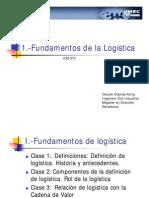 1 FundamentosLogistica [Modo de Compatibilidad]